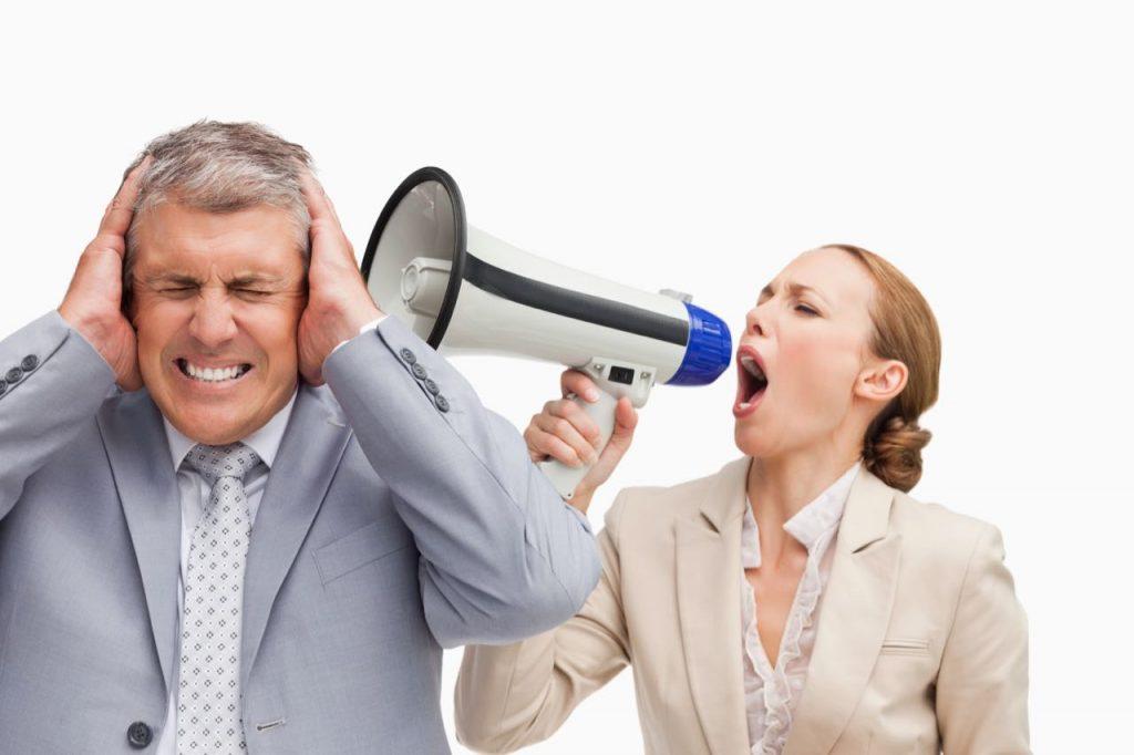 Employee Disagreement